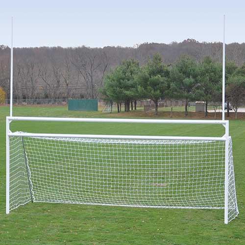 Deluxe Official Soccer/Football Goal – w/ Standard Backstays