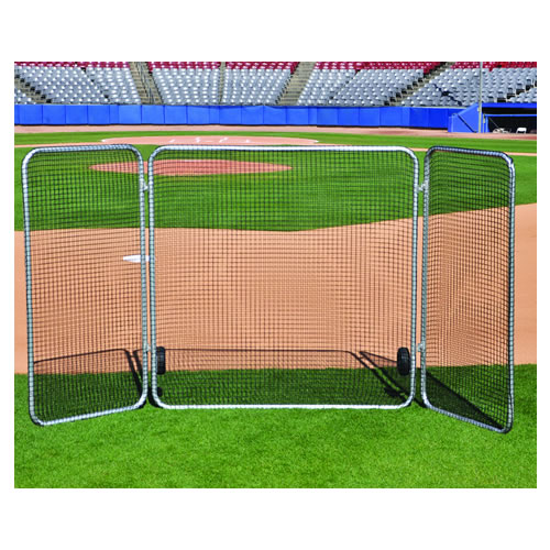 BLFSW Big League Fungo Screen with Wings
