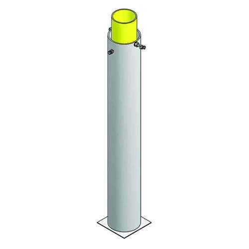 30' Foul Pole Ground Sleeve (BBFP-30)
