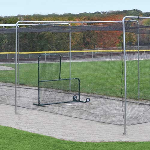 Outdoor Batting Cages & Tunnels