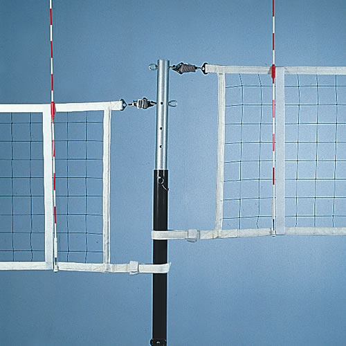 "3½"" Featherlite™ Volleyball Center Package"