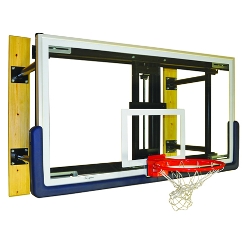 Wall Mount Shooting Station with height adjuster