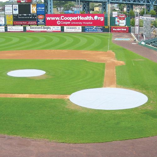 Spot Cover – Pitchers Mound
