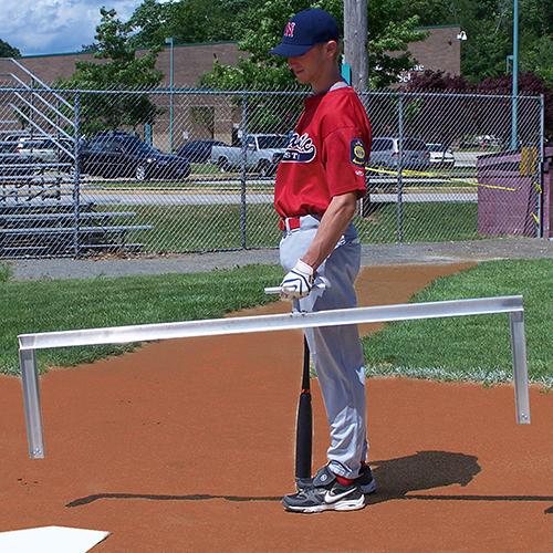 Batters Box Template 3×6 – Little League