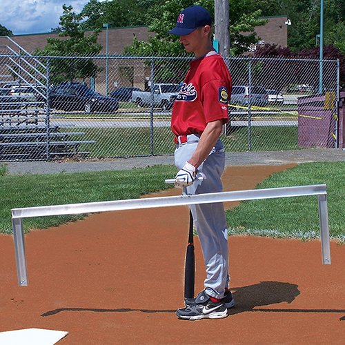 Batters Box Template 4×6 – Official