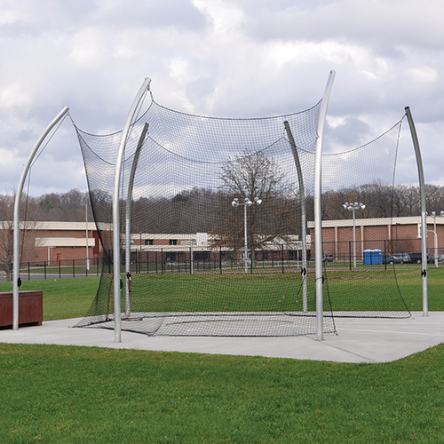 FieldPro™ Discus Cage w/ Net