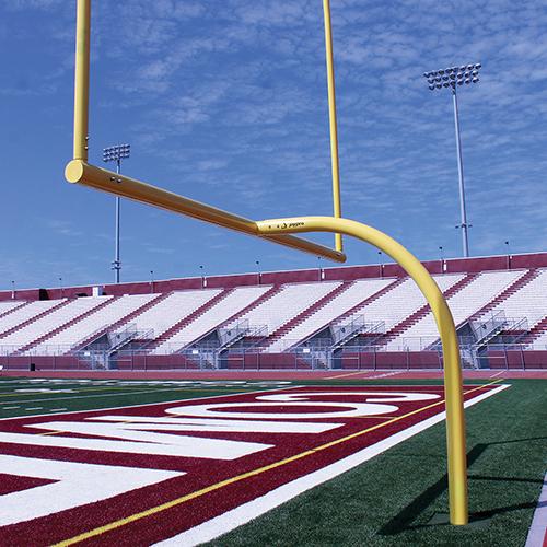 MAX-1™ Football Goal Post (Semi/Perm – 6'Ox20'U – Collegiate)
