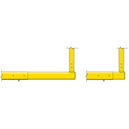 MAX-1™ Expandable Crossbar (Leveling Plate – 8'Ox20'U)