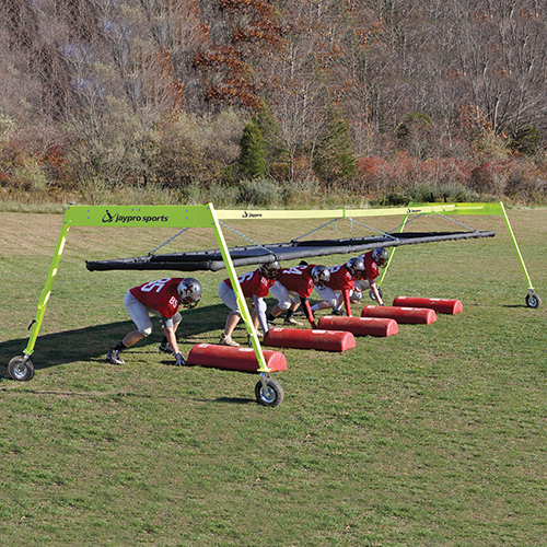 Lowdown Linemen Chute 6×20