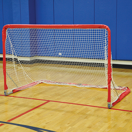 Folding Multi-Purpose Goal Net (Red)