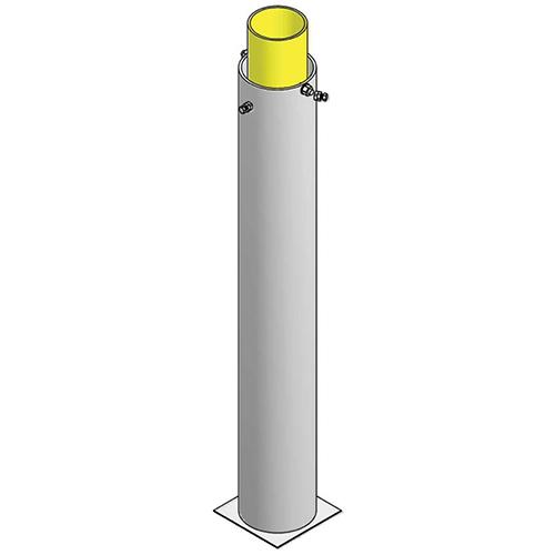 20' Foul Pole Ground Sleeve