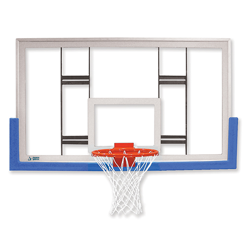 42″ Rectangular Glass Conversion Backboard