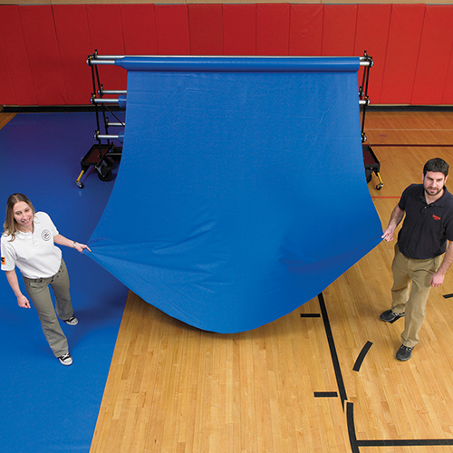 Gym Guard Floor Cover (27 oz)