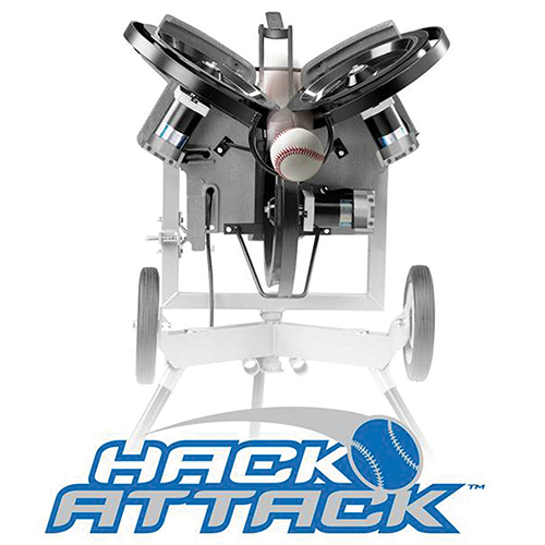 Hack Attack Pitching Machine (Baseball)