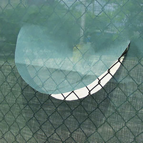 Classic Wind Screen Half Moon Wind Flap