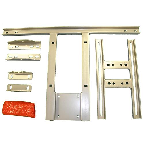 Hoop Rejuvenator™ H-Frame Kit – w/ Steel Backboard