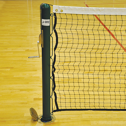 "3"" Deluxe Indoor Tennis Posts"