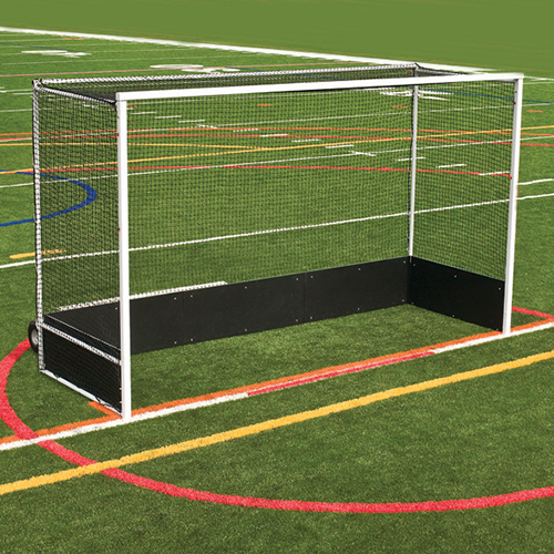 Official Field Hockey Goal – w/ Bottom Boards