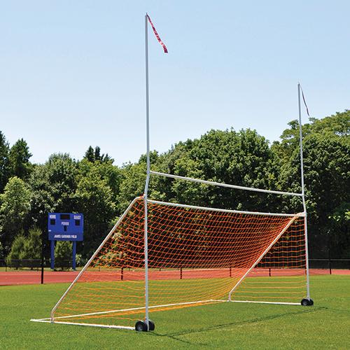 Portable Practice Football/Soccer Combo Goal – High School