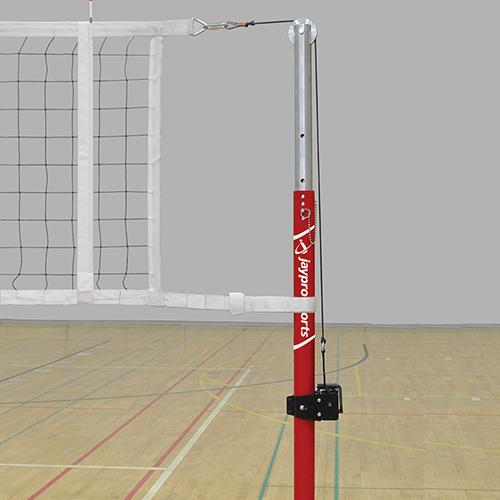 Classic Steel Collegiate Net Uprights