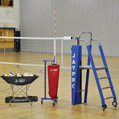 "3"" Powerlite™ Volleyball System Package"