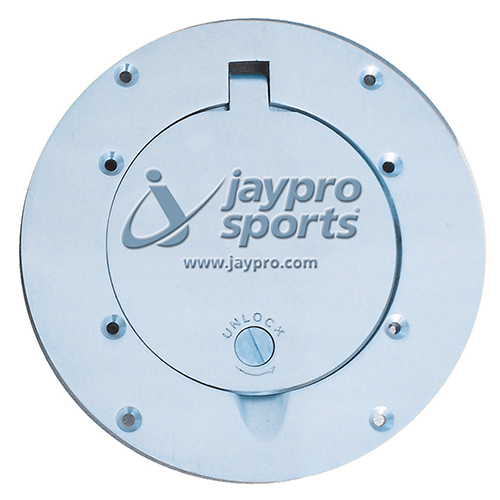 "7½"" Chrome Cover Plate"