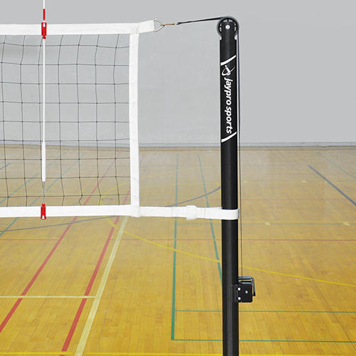 "3"" LadyPro Carbon™ Volleyball Uprights"