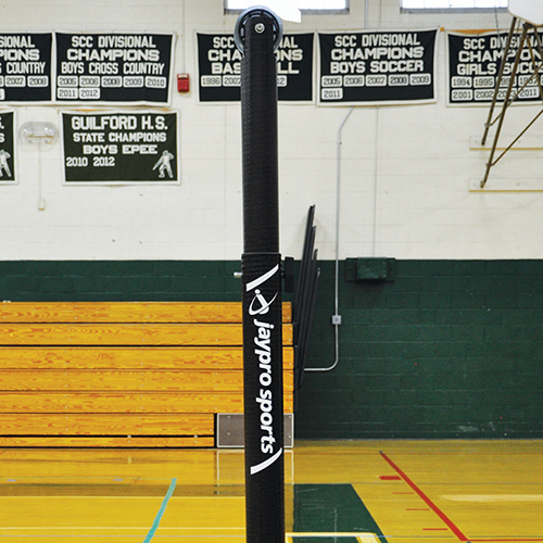 "3½"" Carbon Ultralite™ Volleyball Uprights"