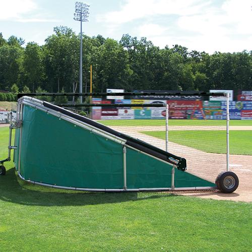 Grand Slam Portable Batting Cage (Green)
