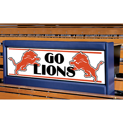 Scorer Table – 8' Bleacher Mount