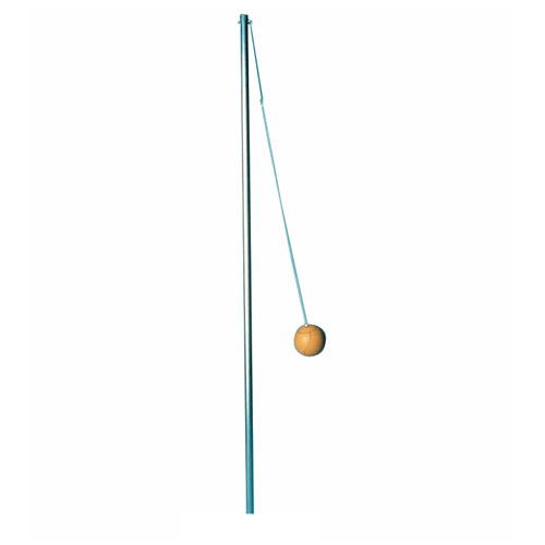 Heavy-Duty Permanent Tetherball Pole