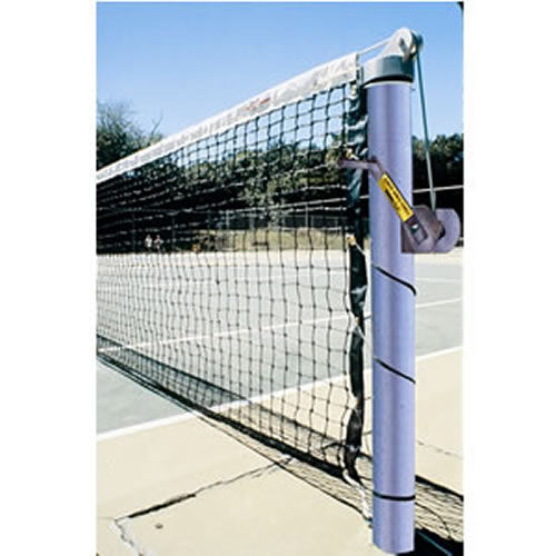 "3½"" Galvanized Steel Tennis Posts"