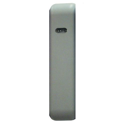 "SafePro™ 54"" Bolt-On Edge Padding (Gray)"