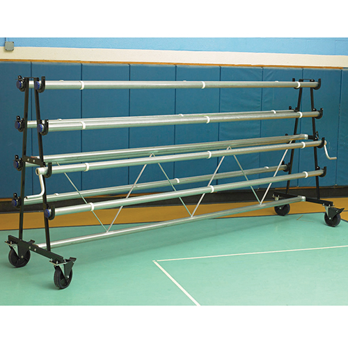 10 Roll Safety Storage Rack