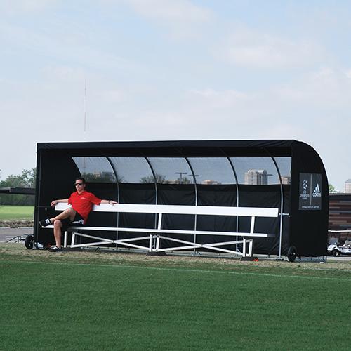 Soccer Shelter