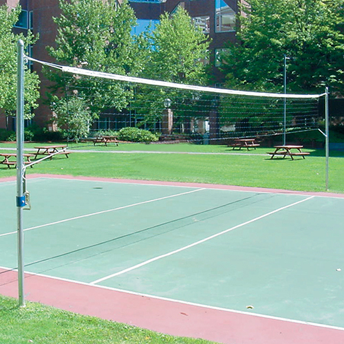 Outdoor Recreational Volleyball System (with net)